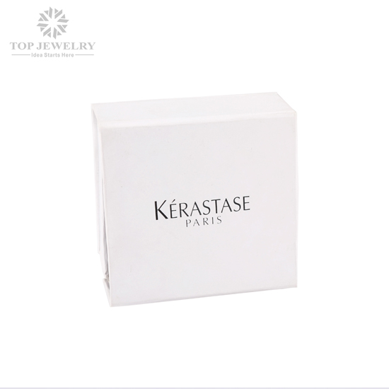 Kerastase Attractive Custom White Jewelry Gift Boxes for Fashion