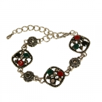 High Quality Adjustable Cord Chain Bracelet for Gifts TBR-0061