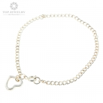 Heart Chain Link Bracelet Jewelry for Promotion TBR-0040