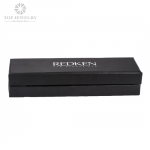 Kenzo Elegant Black Jewellery Gift Boxes with Attractive Custom TGB-0002