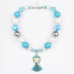 Disney Trendy custome Disney necklace for promotion TNK-0043