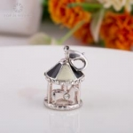 Personality Jewelry Enamel Cute Whirligig Charm for Gift TDIY-0001