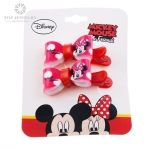 Disney Lovely Hair Accessories Rhinestone Hair Clips for Disney THC-0001