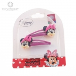 Disney Minnie Rhinestone Hair Clips for Promotional Gifts THC-0006