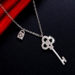 Creative Key Necklace female clavicle chain